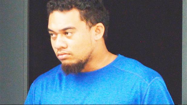 OMV employee Matthew Tafua