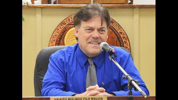 ASG Public Defender, Michael White