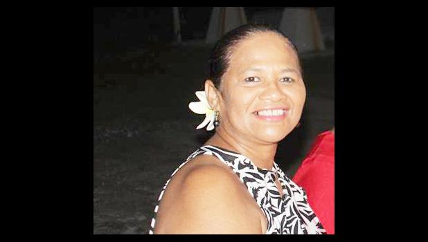 PFF co-Chair Monica Miller