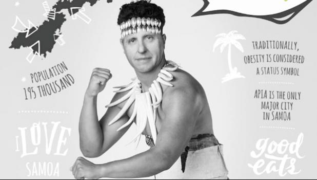 Depictions of Samoan people have stirred controversy. [courtesy photo]