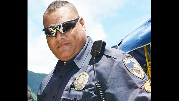 Former TCF Watch Commander Mosese Lomu
