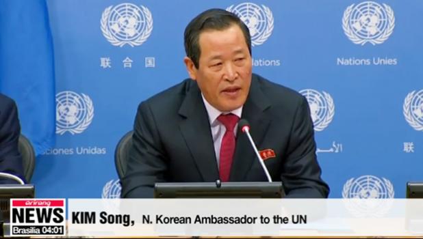 North Korean ambassador to the United Nations