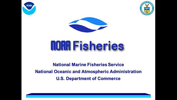 National Marine Fisheries Service logo