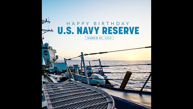 Navy Reserve vessel