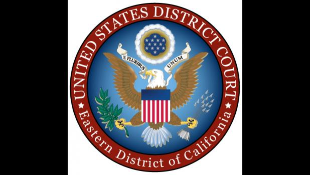 United States District Court for the Eastern District of California logo