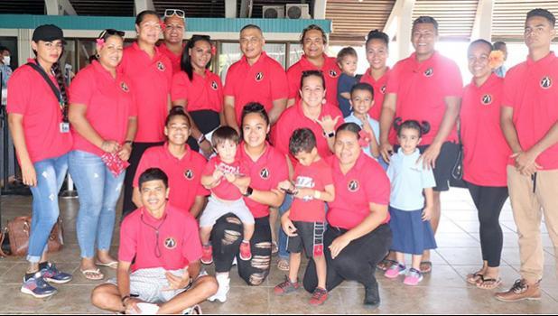 The Niu Netball Club
