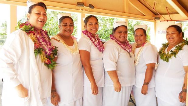 hardworking nurses who were behind-the-scenes