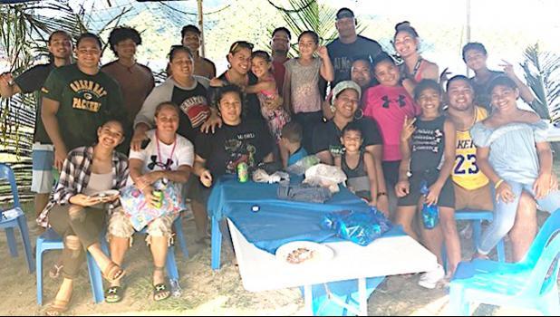 """Lagafuaina/Lavata'i families of Nuuuli with Elijah """"Johnny Suite"""""""