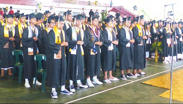 Nuuuli Vocational Technical High School Class of 2019