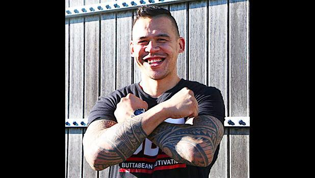 Buttabean Motivation's David Letele  [Photo: RNZ Pacific Sara Vui-Talitu]