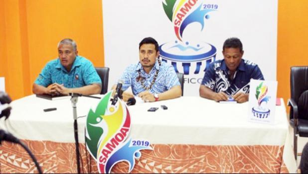 Moefaauo Salale Moananu, Falefata Hele Matatia and Lepale Niko Palamo