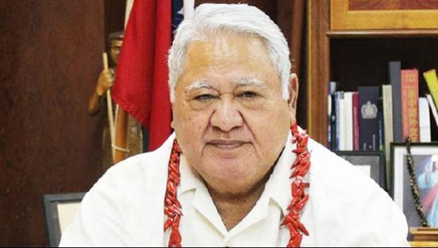 Prime Minister, Tuilaepa Sailele Malielegaoi