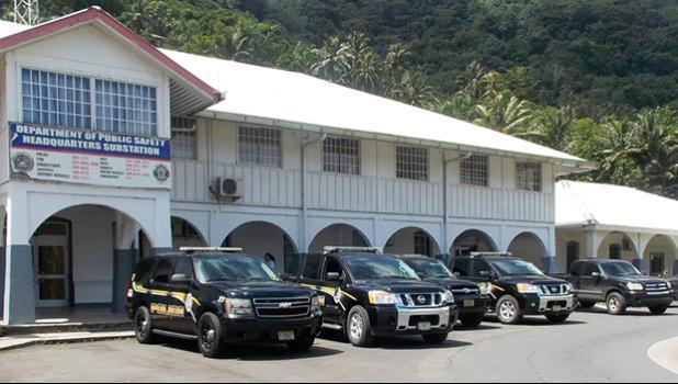 Dept. of Public Safety building
