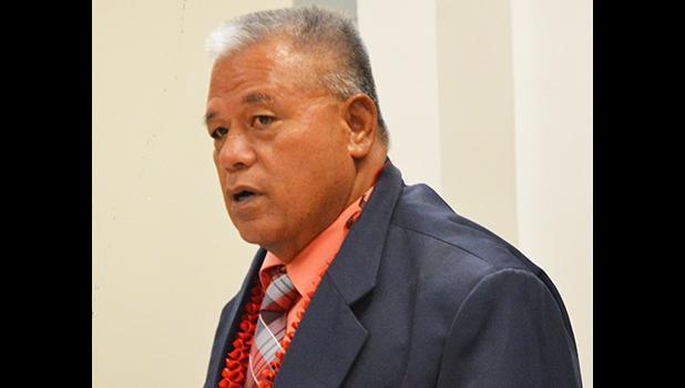 Vaifanuatele Representative, Lavea Fatulegaee P. Mauga