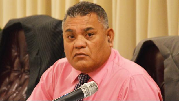 Rep. Vesi Talalelei Fautanu Jr,
