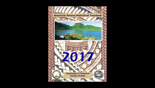 Front cover of the 2017 Statistical Yearbook