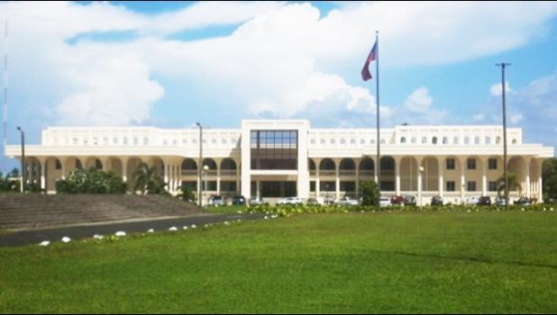 Samoa Supreme Court [SN file photo]
