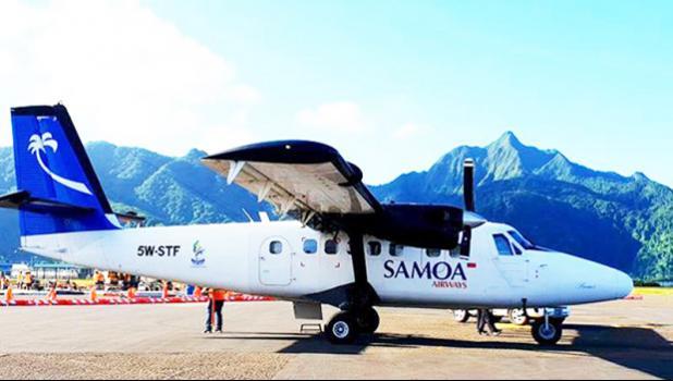 Samoa Airways Twin Otter