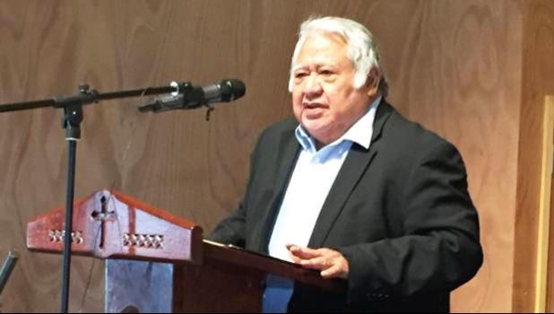 photo of Samoa Prime Minister Tuilaepa Sailele Lupesoliai Malielegaoi