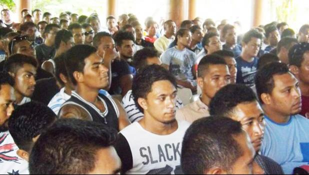 Samoa RSE workers