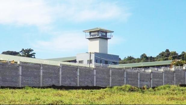 Tanumalala high security prison.