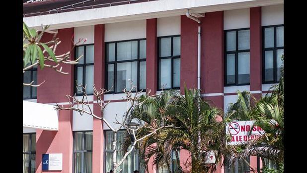 Tupua Tamasese Meaole Hospital at Motootua.