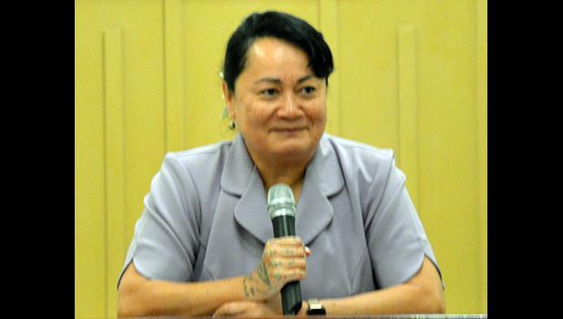 American Samoa Medicaid State Agency director Sandra King-Young
