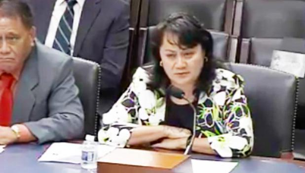Sandra King Young, director of the American Samoa Medicaid Office
