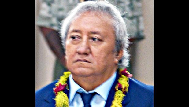 Sen. Tauaa S. Vaouli introduced legislation requiring convicted sex offenders to undergo chemical castration