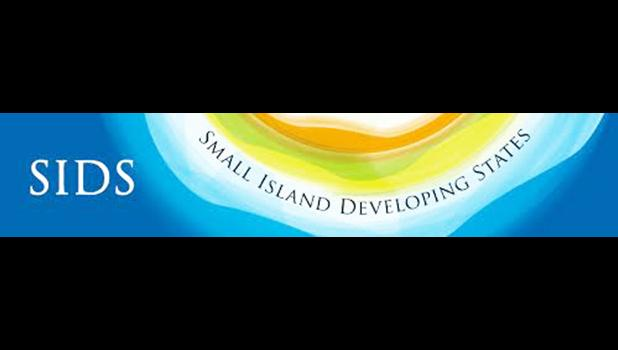 Small Island Developing States logo
