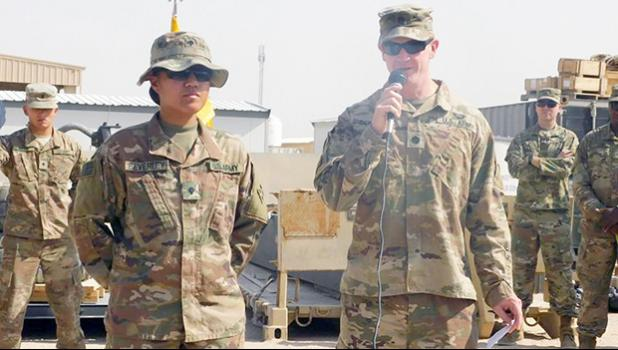 SPC Beverley (pictured, left)