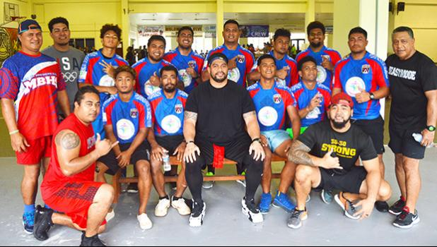 National Sevens team, Le Talavalu