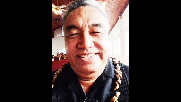 TAO acting director Sualauvi Su'a