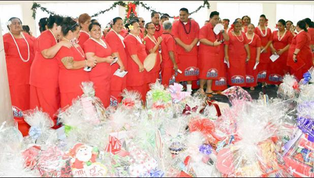 DHSS  and gifts