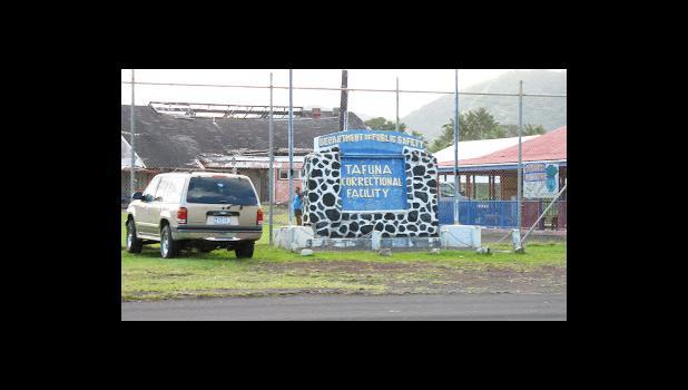 Territorial Correctional Facility, TCF
