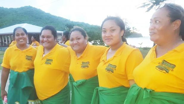 women of Teine ole Seaula