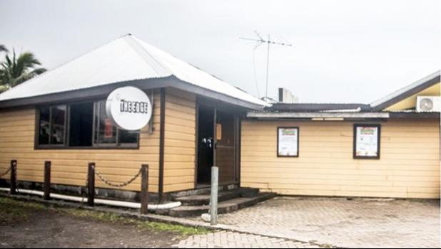 The Edge Marina View night club in Matautu