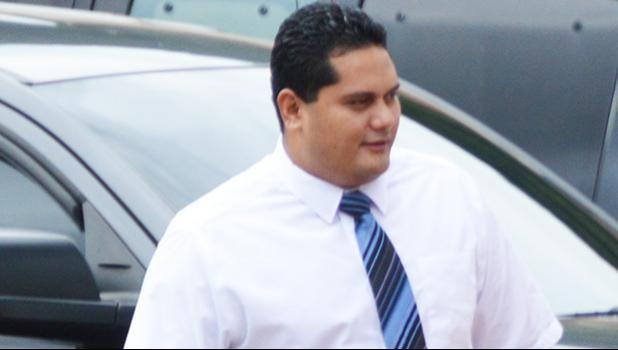 Former DHSS employee Vincent Toeava