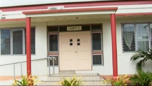 Tonga Supreme Court building