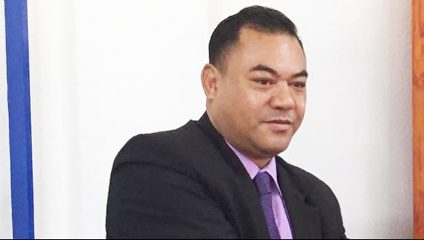 Police Minister, Mateni Tapueluelu