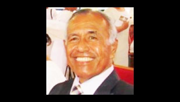 ASG Treasurer Malemo Tausaga
