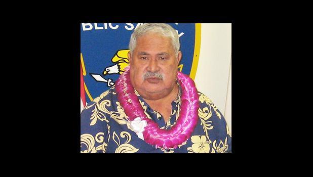 Senate Retirement Committee chairman, Tuaolo Manaia Fruean
