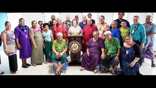 Tula Town Hall participants