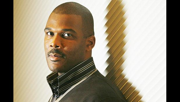 Writer, producer, and film director Tyler Perry