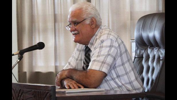 ASG Treasurer, Uelinitone Tonumaipe'a