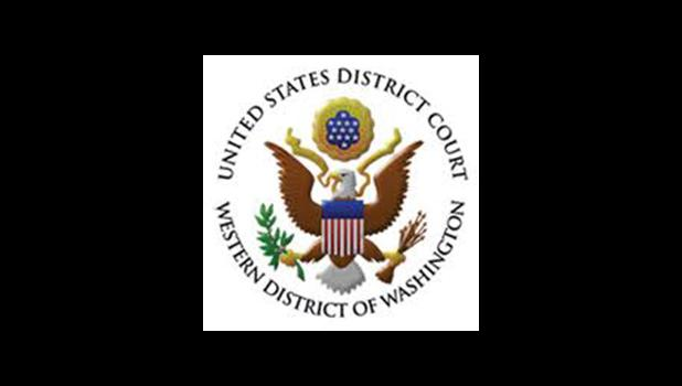 U.S. Federal District Court for Western Dist. of Washington logo