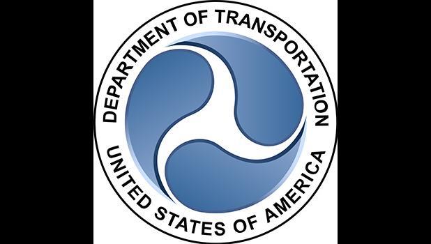U.S. Dept. of Transportation logo