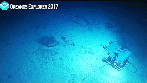 the Okeanos Explorer