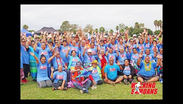 The Walking Samoans