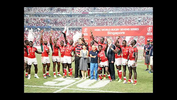 Kenya wins
